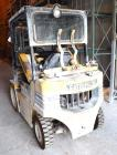 Used-Caterpillar 5000 Pound Propane Forklift, Model V50E
