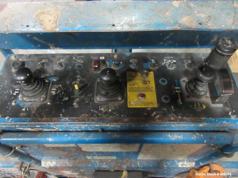 Used- GENIE Lift Model Z45/25. Serial# Z-45-013117.