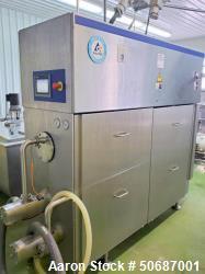 Used- Tetra Pak Continuous Freezer