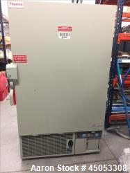 Used-Thermo Scientific (Revco) Low Temperature Upright Freezer, Model Legaci.