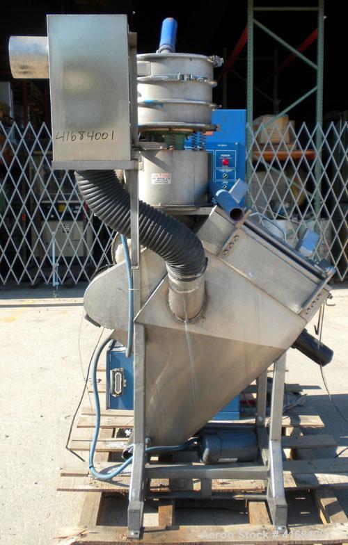 Used- Cryogenic Systems High Speed Cryogenic Shot Blast Deflashing Machine