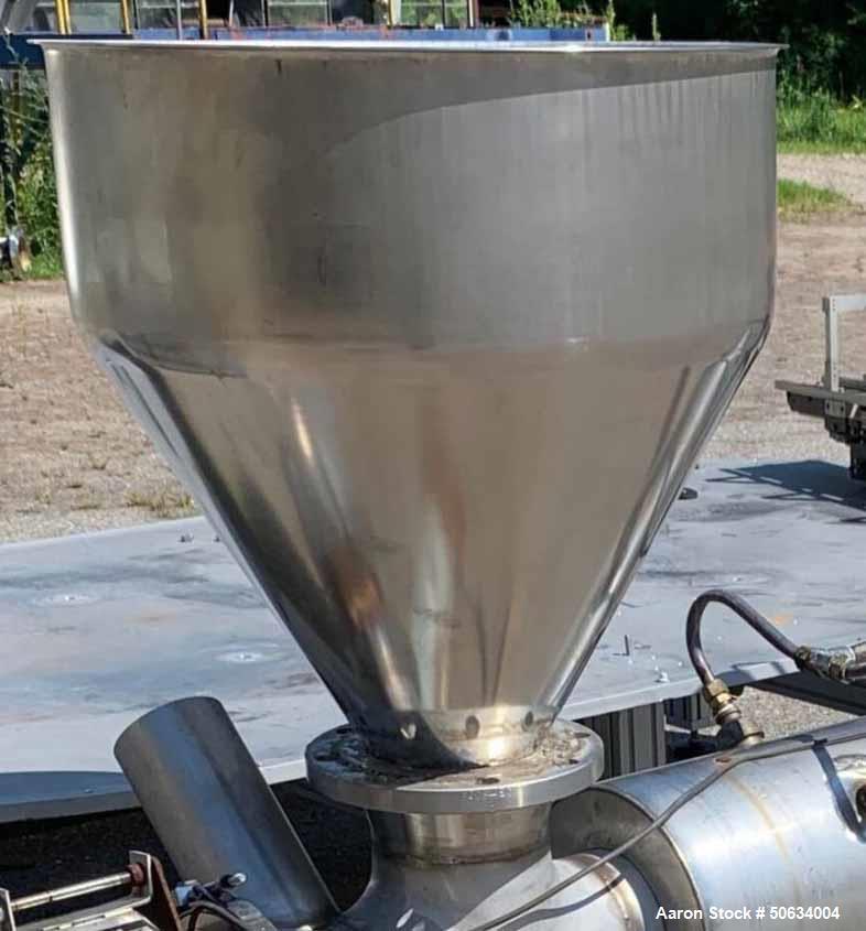 Used- Union Carbide Liquid Nitrogen Biomass Freezer