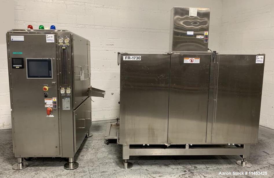Used- Sartorius Stedim/Integrated Biosystems Modular Freeze Thaw System