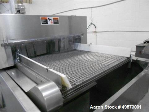 Used- BOC Cryo Freezer Tunnel