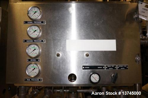 Used- Flighted Praxair CO2 Freezer Tunnel.