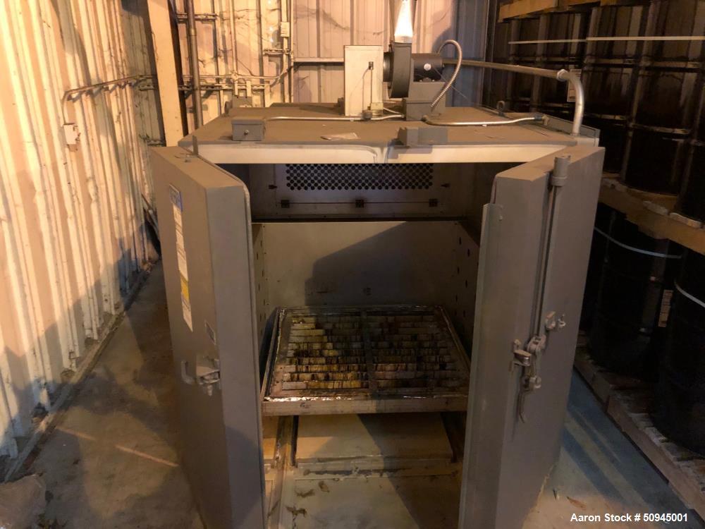 Used- Steelman Track Cart Floor Electric Oven