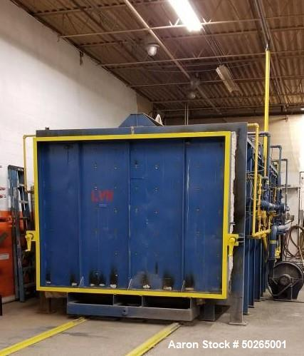 Used O'Brien & Gere Natural Gas Car Furnace