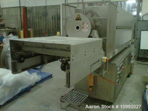 Used-Harper International Rotating Tube Furnace, Model NE-10D90-RT-800.  Built in 2010.  Maximum tempureature 800 deg C.  Op...