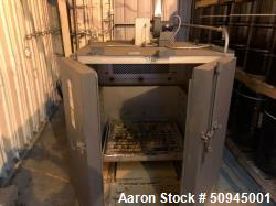Used- Steelman Track Cart Floor Electric Oven