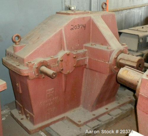 Used- Brad Foote Gear Works Reducer, Model 2DH-228