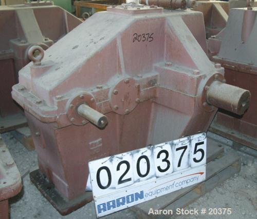 Used- Brad Foote Gear Works Pumping Gear Reducer, Model 160