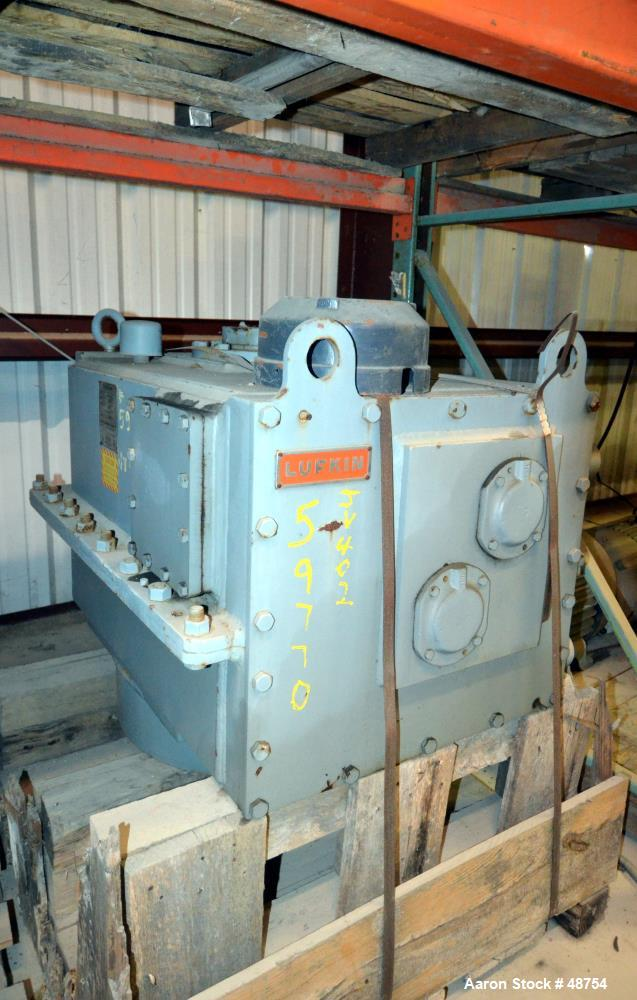 Buy and Sell Used Lufkin Gearboxes at Aaron Equipment