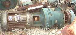 USED: Sumitomo sm-cyclo gear, vertical single reduction gearbox drive assembly. Oil-lubricated. Model vc3185. (ratio 43-1) i...