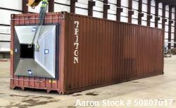 Used- Conex 40' Container.