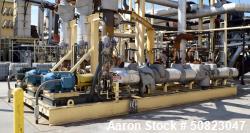 Used- Hot Oil Pump Skid