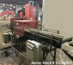 Used-TeeMark Auto Feed Aerosol Can Crusher
