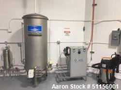 Used-Hess Ozone Machine and Tank Filtration System