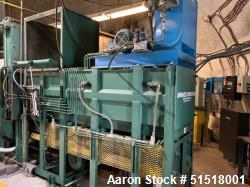 Used- Advanced Combustion Systems Portable Self Contained Incinerator
