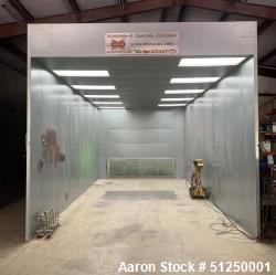 Used- Powder X PSE101225 Spray Booth