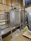 Used- Kuhl CPWIMC-120-12 Stainless Steel Pallet Washer