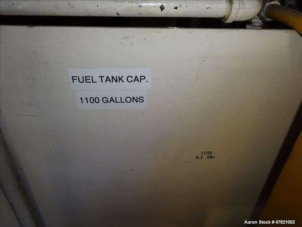 Used- Cat XQ1750 Rental Grade 1750 kW  Diesel Generator Set.
