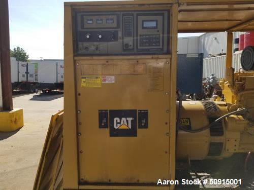 Used- Caterpillar Diesel Generator Set, 3306B TA
