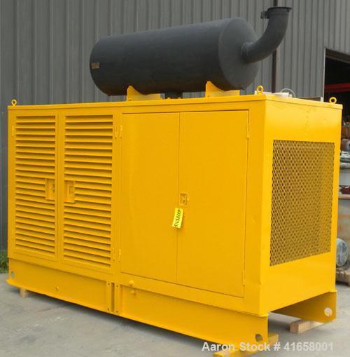 Used- CAT 210kW Diesel Generator Set  Caterpillar