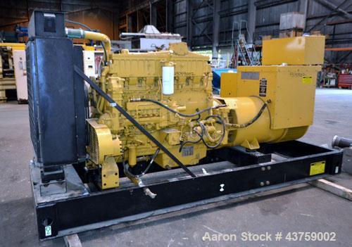 Used Caterpillar 400 Kw Standby Diesel Generator