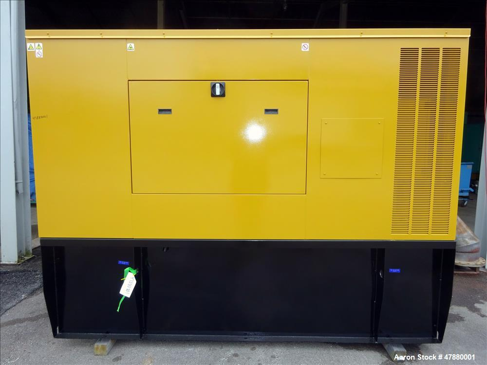 Used- Caterpillar / Olympian 150 kW standby diese