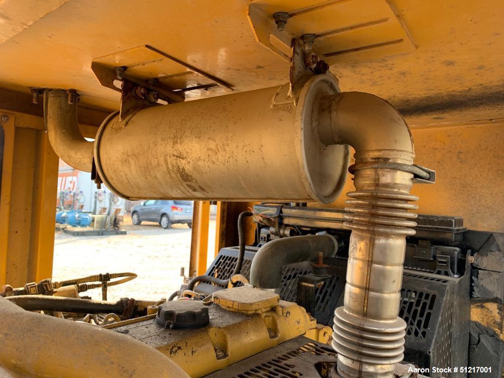 Used- Caterpillar D50-4S 50 kW Diesel Generator Set
