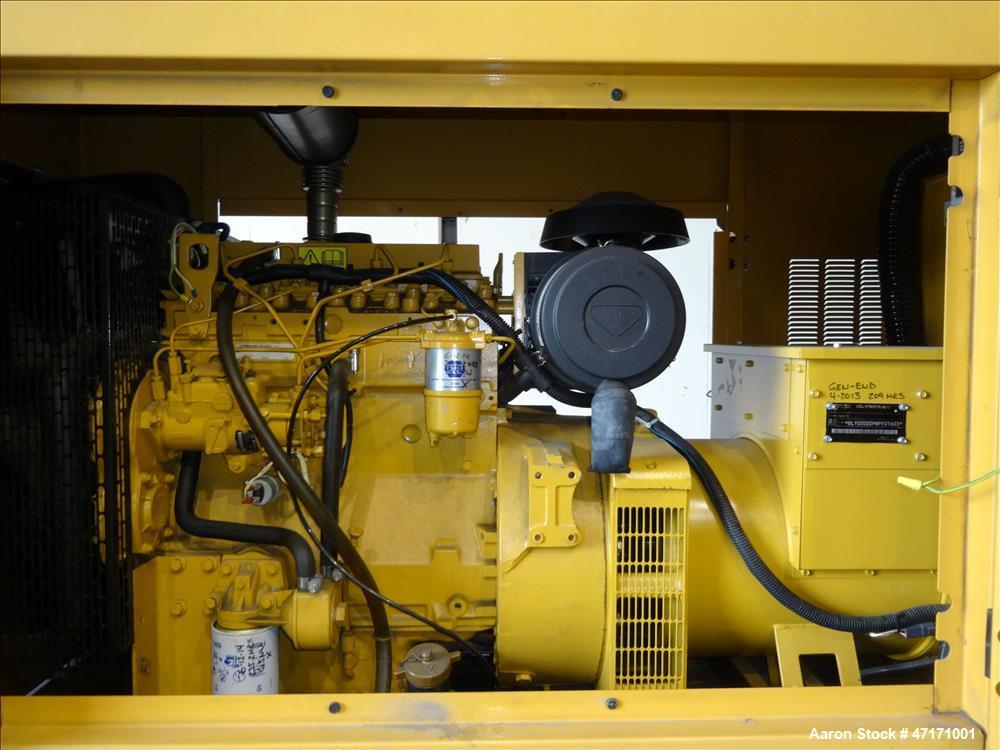 Used- Caterpillar / Olympian 75 kW standby (67 kW
