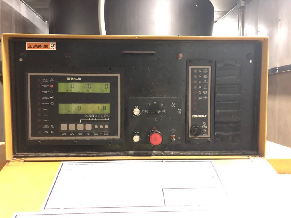 Used- Caterpillar Generator Set