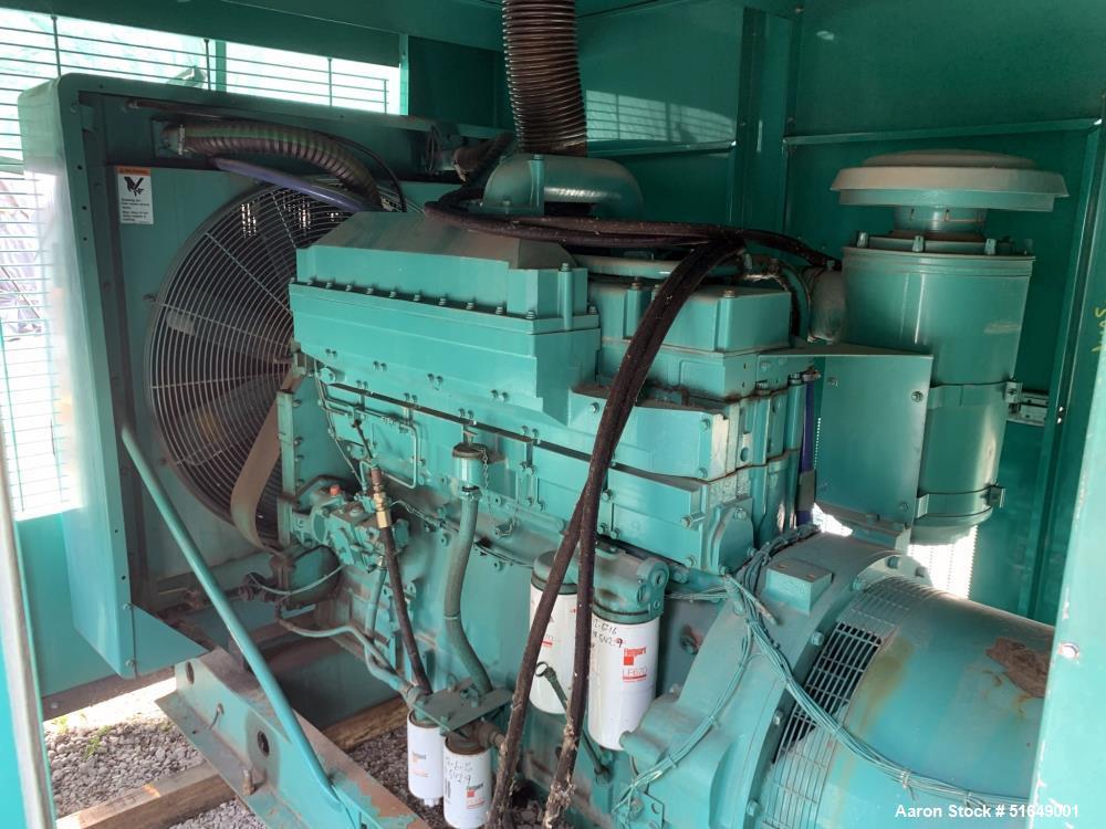 Onan / Cummins 350kW Diesel Generator