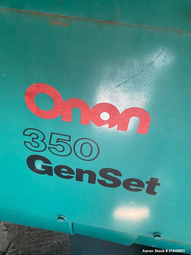 Used- Cummins Diesel Generator