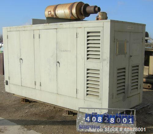Used- Cummins 365 kW Diesel Generator Set  Cummin