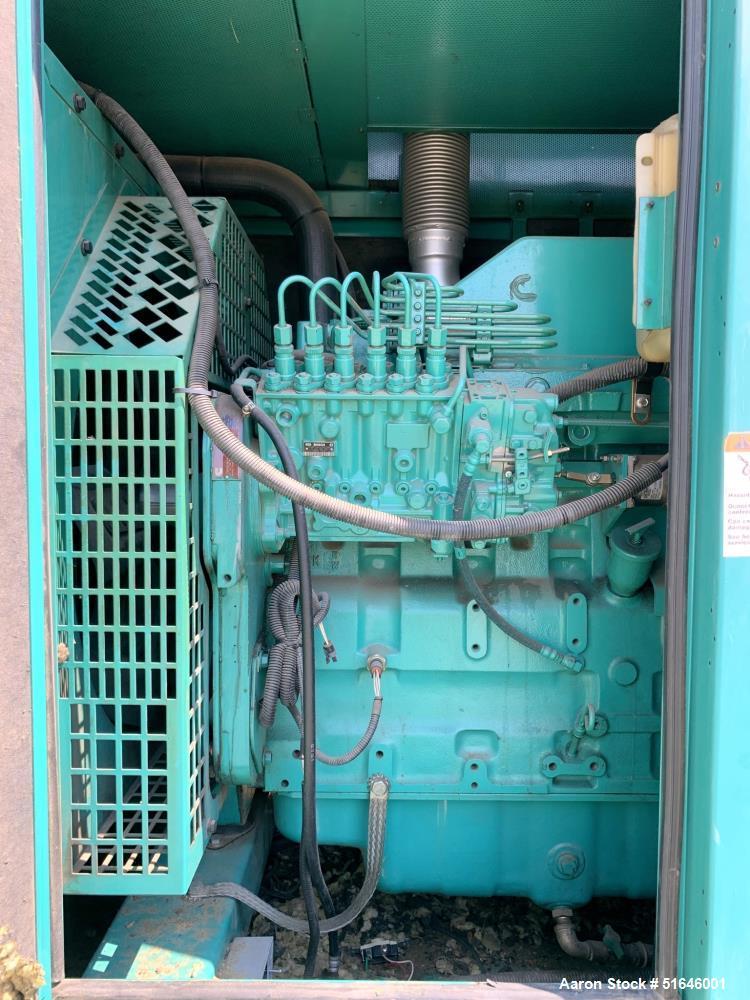 Cummins 100 kW standby (150 kW prime) Diesel Generator Set, Model DGFA-5634618