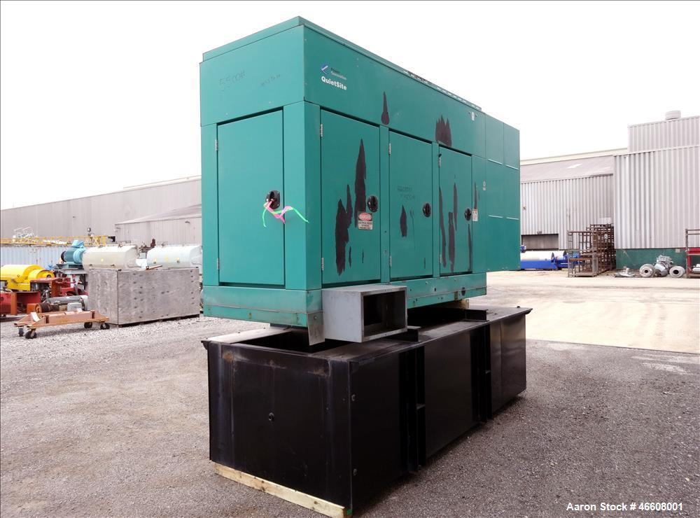 Used Kw Natural Gas Generator