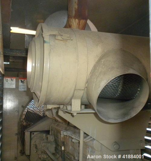 Used- Cummins 200 kW standby diesel generator set