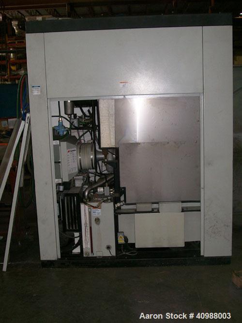 Used-Ingersoll Rand Microturbine Generator, Model