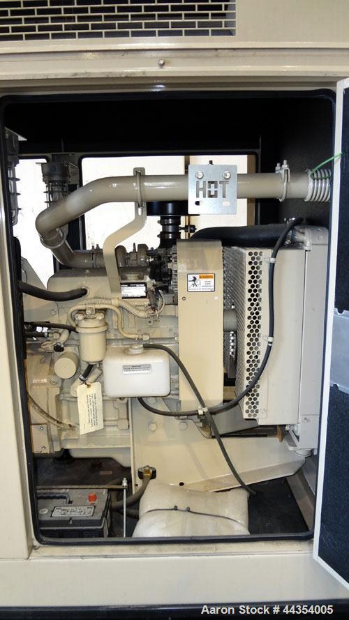 Used- Katolight 25 kW standby (20kW prime) diesel