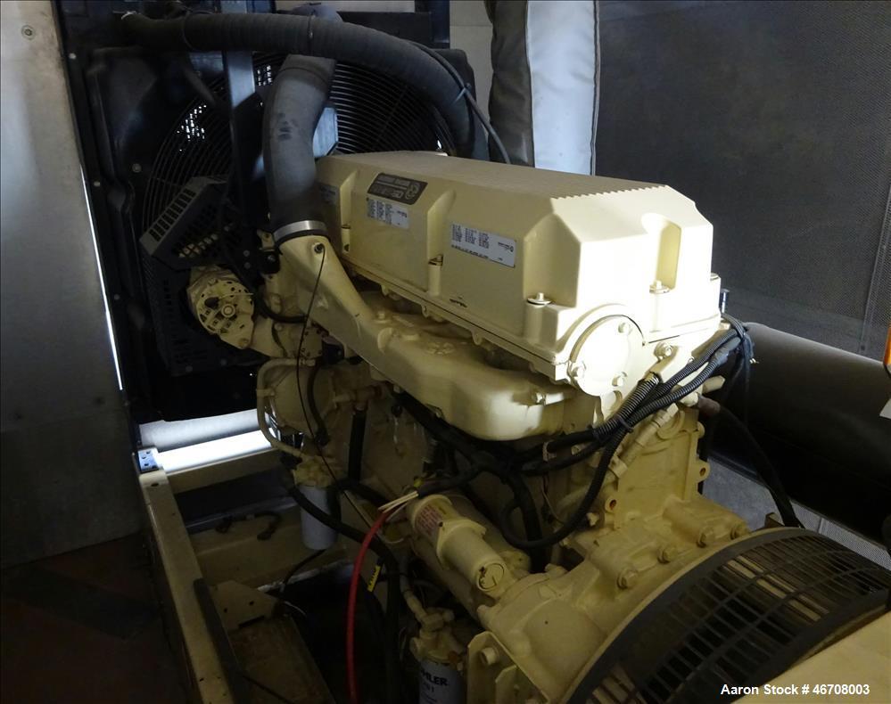 Used- Kohler 300 kW Standby Rental Grade Diesel Generator Model 300REOZDN