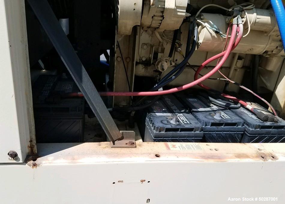 Used- Kohler 300 kW standby diesel generator set, model 300ROZD81 SN-387887.