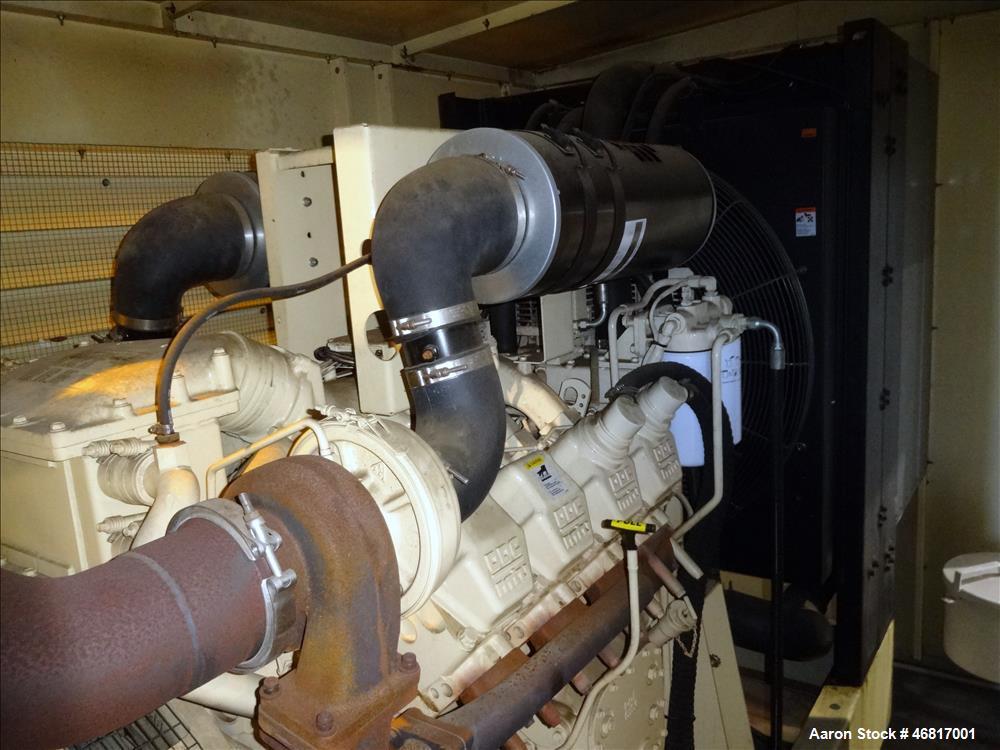 Used Kohler 450 Kw Standby 410 Kw Prime Diesel