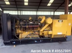 Used- Caterpillar Standby Genset / Generator,