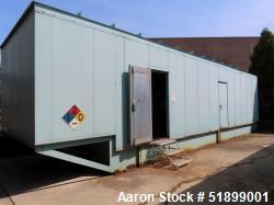 Used-Detroit Diesel Spectrum 1500 kW standby (1360 kW prime) Diesel Generator