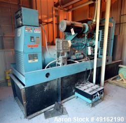 Energy Dynamics 350 kW Standby Diesel Generator Set, Model EDI-350-CB, Serial# 42392. Cummins NTA85...