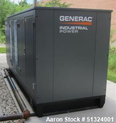 Used- Generac 200 kW Natural Gas Generator Set
