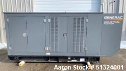 Used-  Generac SG200 200 kW Natural Gas Generator Set