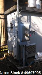 Used- Ingersoll Rand Microturbine, Model MT 70. 70 kW. Max noise level 78 dBA at 1m. Max engine inlet airflow 1350 SCFM. Ove...