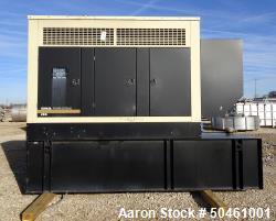 Used-KOHLER 250REOZJD 255-kW/319-kVA Diesel Standby Generator Set, Model 250REOZJD, Serial 2288894, 277/480 Volt, John Deere...